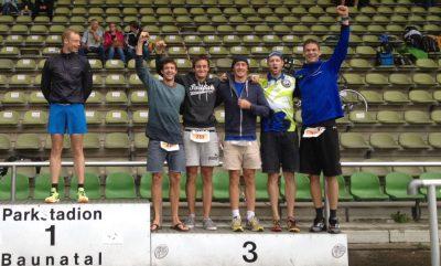 SVG-Triathleten so gut wie noch nie
