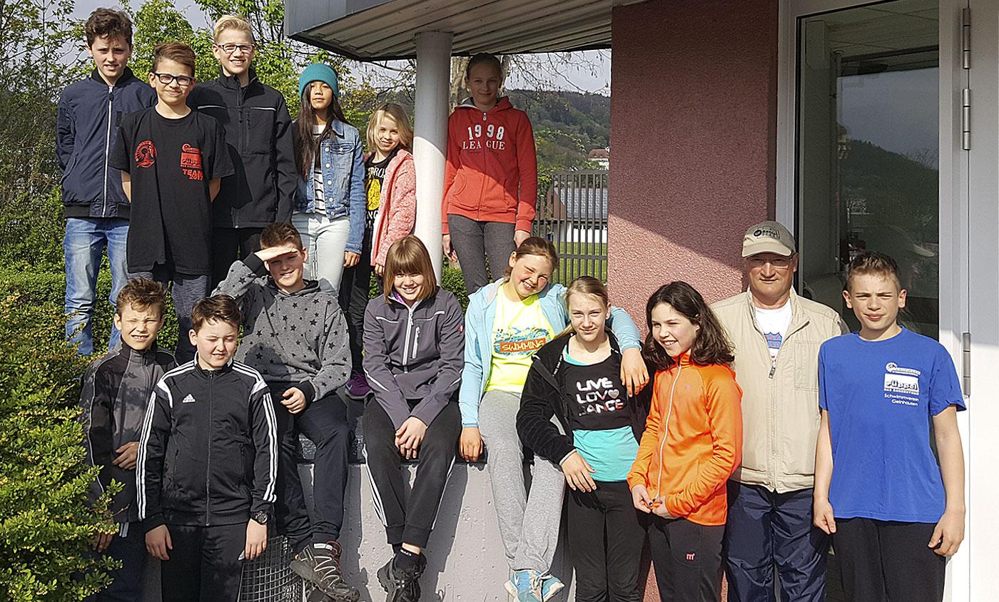 Oranier-Schwimmfest