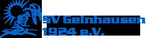 Schwimmen, Wasserspringen, Triathlon, Breitensport – SV Gelnhausen 1924 e.V. Logo