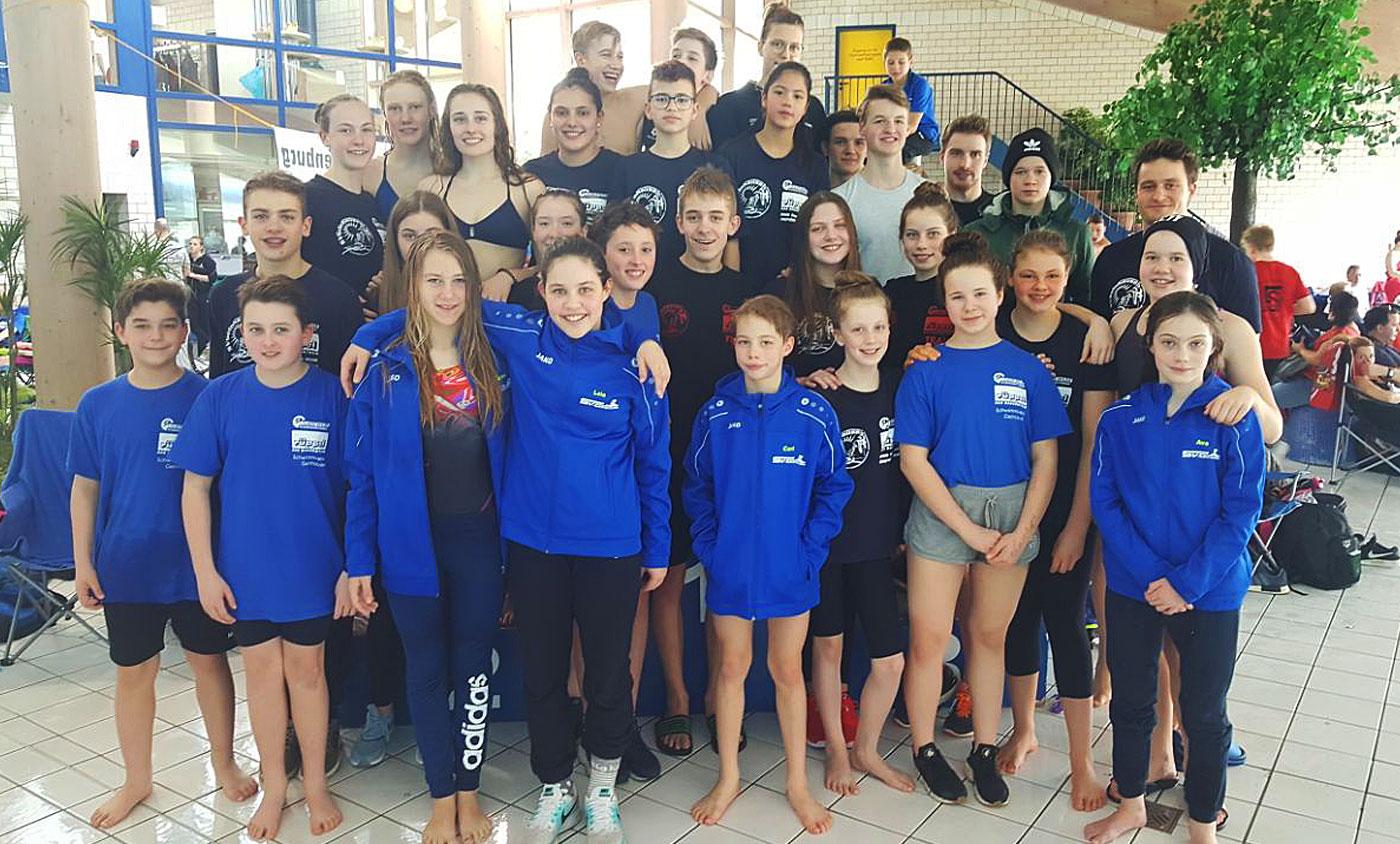38. Oranier-Schwimmfest