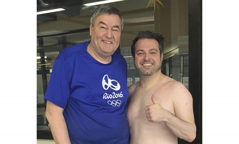 Nachwuchs - Sponsoren-Schwimmen