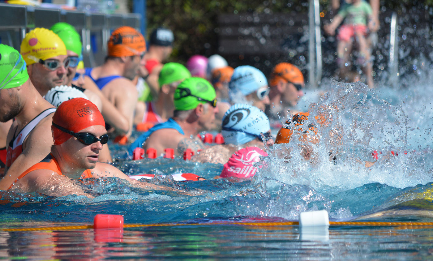 Athleten - 17. Kinzigtal-Triathlon
