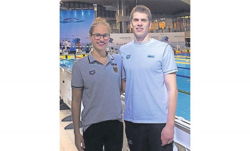 Eindhoven-Swim-Cup - Schaal und Kunert