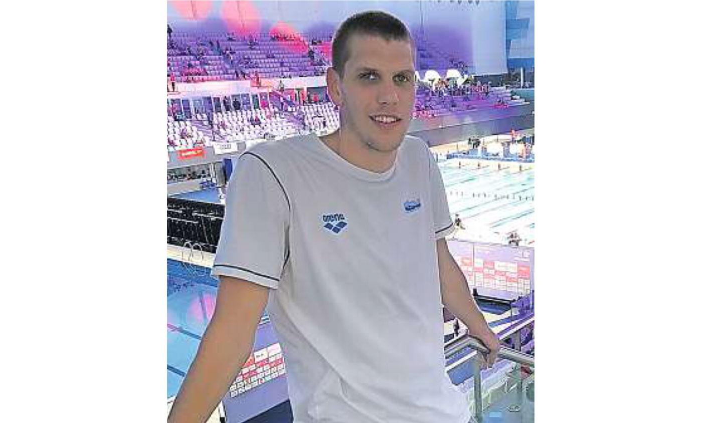 Kunert schwimmt wieder neuen Vereinsrekord