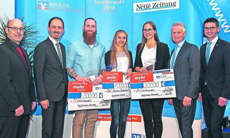 GNZ-Sportler des Jahres gekürt