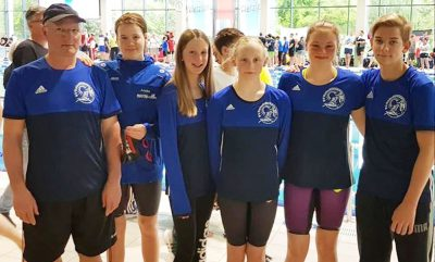 Gelnhäuser Schwimmer lösen DM-Ticket