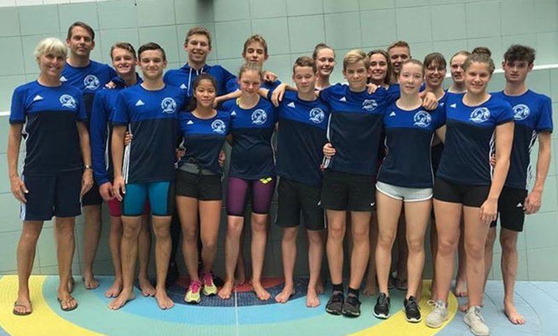 Die Aktiven des SV Gelnhausen feierten in Klagenfurt einen gelungenen Abschluss der Sommersaison