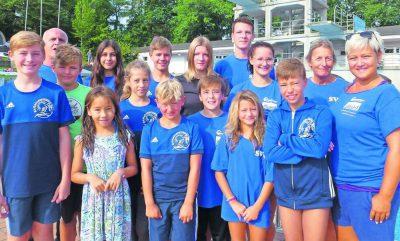 Die erfolgreiche Mannschaft des SV Gelnhausen