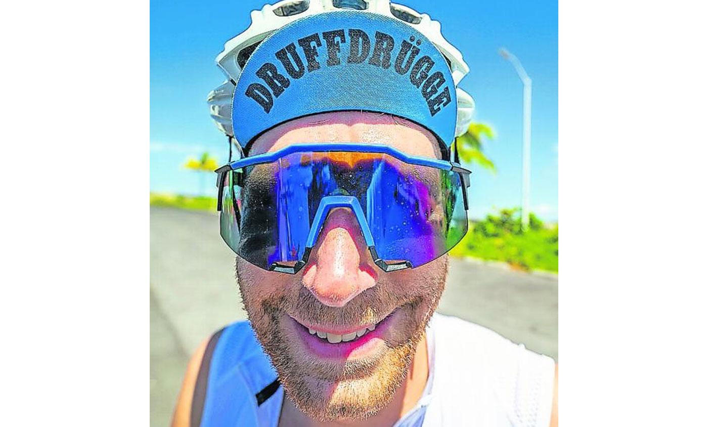 Rafael Ruppel löst Ticket für Ironman auf Hawaii