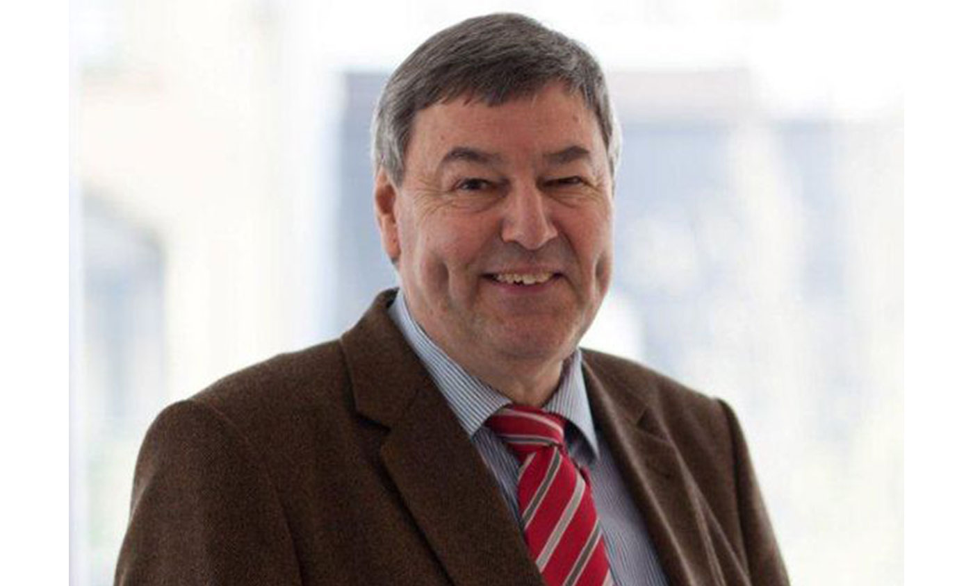 Präsident des Landessportbundes Hessen, Dr. Rolf Müller
