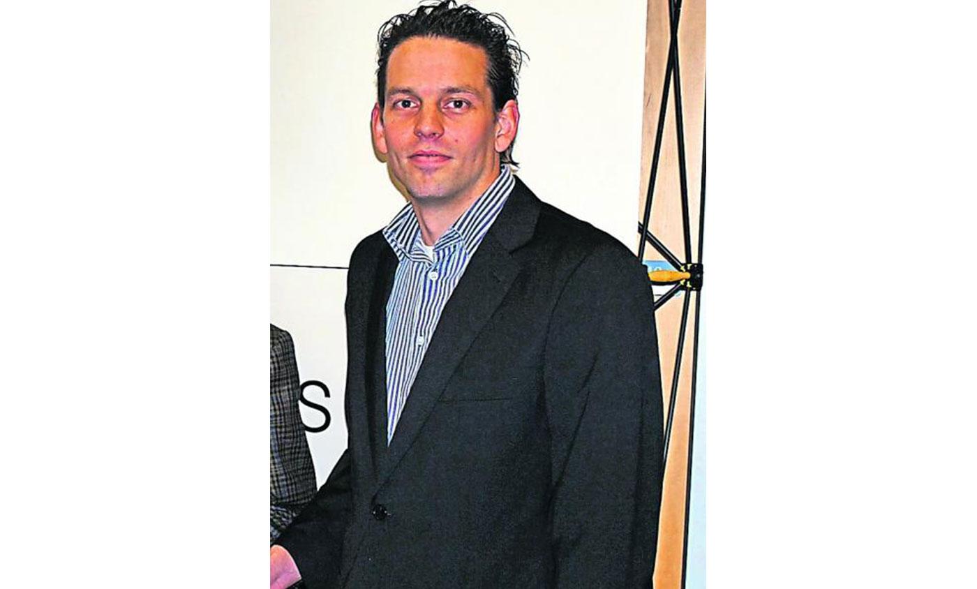 SVG-Geschäftsführer Dirk Janssen